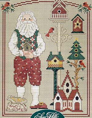 Sue Hillis Designs For Santa's Friends