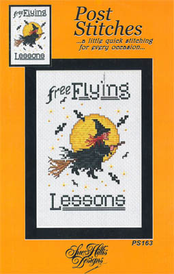 Sue Hillis Designs  Free Flying Lessons