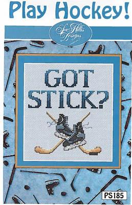 Sue Hillis Designs Hockey