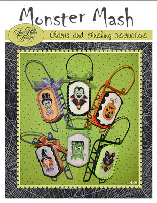 Sue Hillis Designs Monster Mash