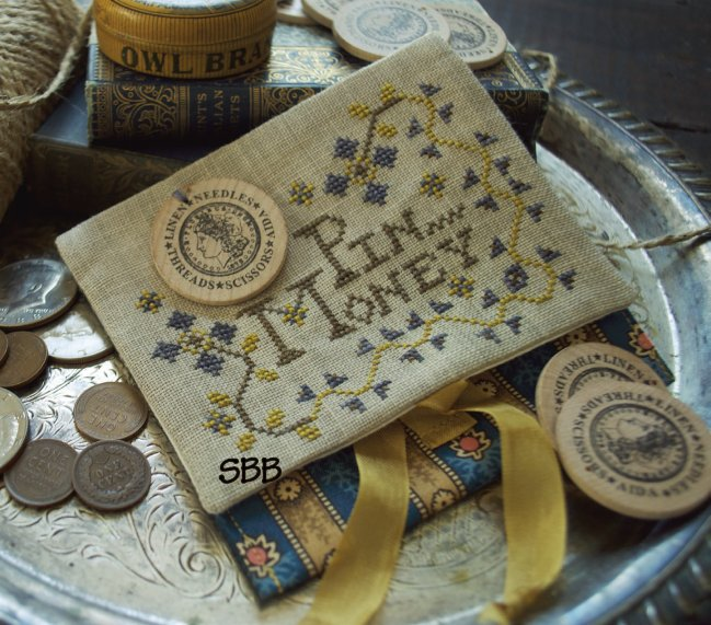 Summer House Stitche Workes Limited Edition Pin Money Kit