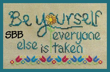The Stitchworks Be Yourself