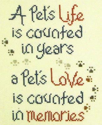 The Stitchworks Pet Memories