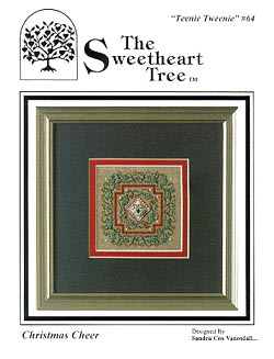 Clearance The Sweetheart Tree Teenie Tweenie SV-T64 Christmas Cheer