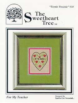 Clearance The Sweetheart Tree Teenie Tweenie SV-T34 For My Teacher