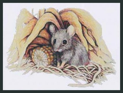 TechScribes Harvest Mouse