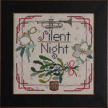Tellin Emblem Christmas Carol ~ Silent Night