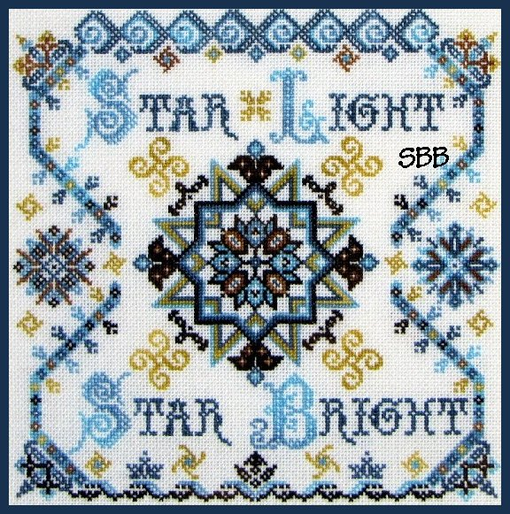 Tempting Tangles  Daybreak Star Bright