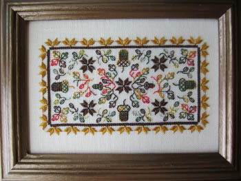Terri Bay Needlework Designs Autumn Garden