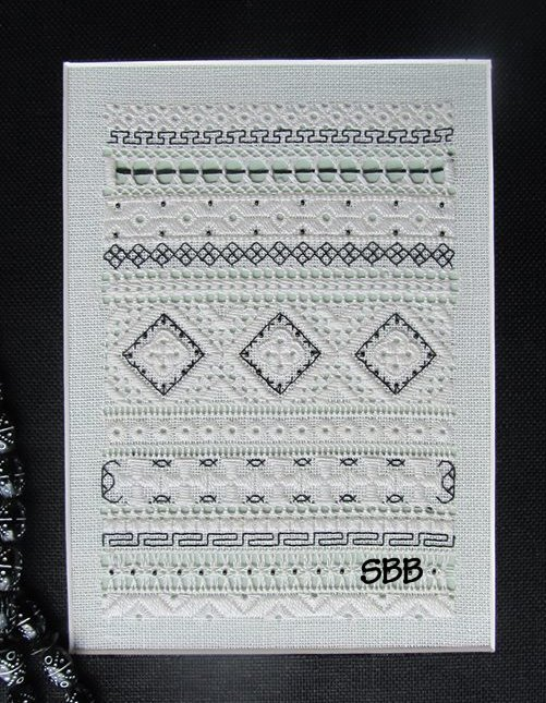 Terri Bay Needlework Designs Mediterranean Holiday