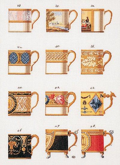 Thea Gouverneur Kits 36 Count Linen
