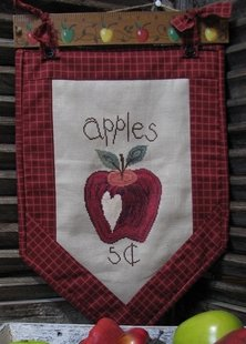 Thistles Apples 5 Cents