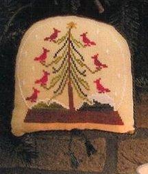 Thistles Birdie's Christmas