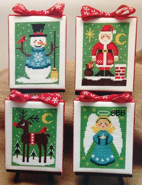 Tiny Modernist Inc. Christmas Cuties