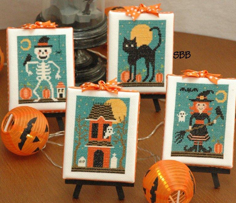 Tiny Modernist Inc.  Halloween Cuties