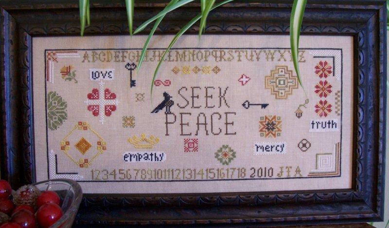 Tree of Life Samplings Quaker Peace~  A Companion