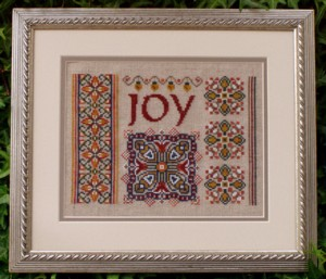 Turquoise Graphics & Design Joy Sampler
