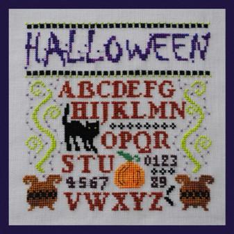 Turquoise Graphics & Design Mini Halloween Sampler