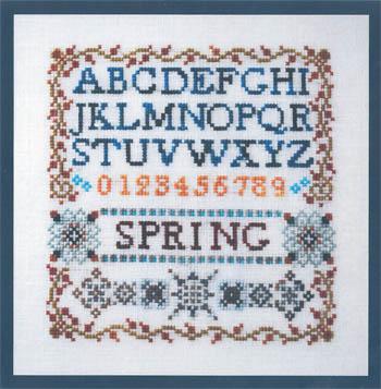 Turquoise Graphics & Design Mini Spring Sampler