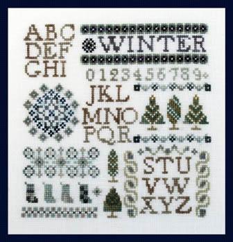 Turquoise Graphics & Design Mini Winter Sampler