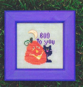 Val's Stitchin' Stuff Boo To You