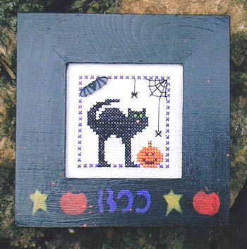 Val's Stitchin' Stuff Spooky