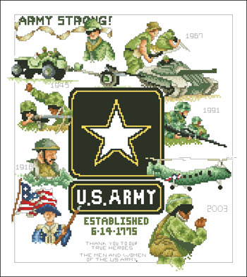 Vickery Collection Army