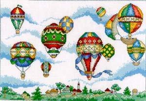 Vickery Collection Balloon Festival