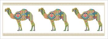 Vickery Collection Camel Parade