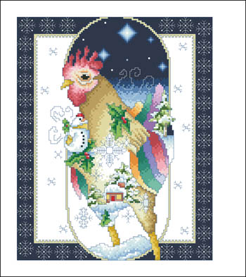 Vickery Collection January Rooster