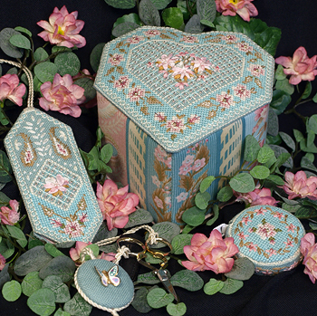 Victoria Sampler's Beautiful Finishing Series F09 Summer Box