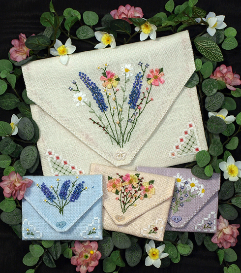 Victoria Sampler Designs By LindaLR07 French Linen Pickets