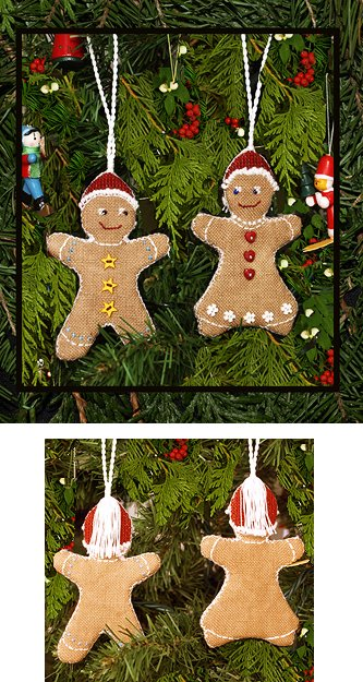 Victoria Sampler145 Gingerbread Cookies