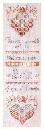 Victoria Sampler20 Heart to Heart