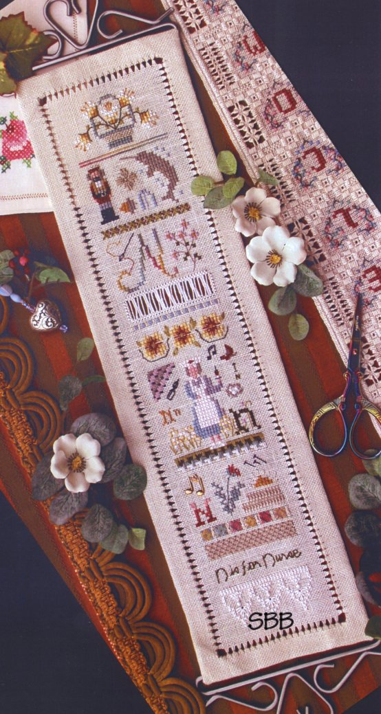 Victoria Sampler79 N is For Nurse