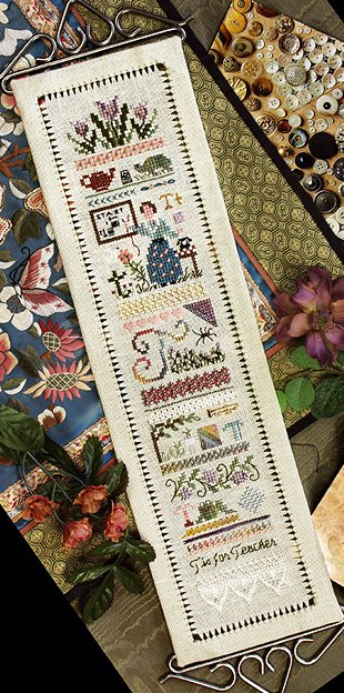 Victoria Sampler93 T Is For Teacher