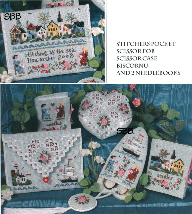 Victoria Sampler96 Mystic Needlework Smalls