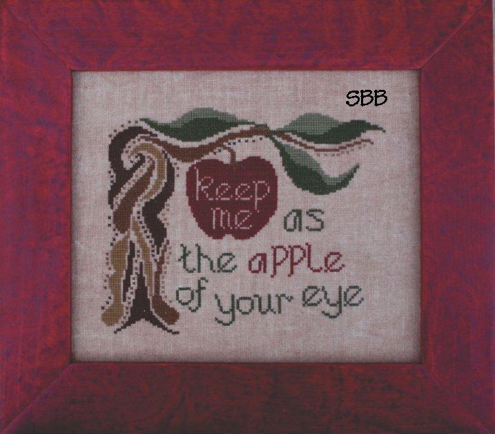The Workbasket Apple Of My Eye