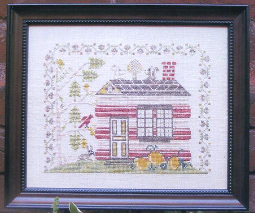 The Workbasket Autumn House