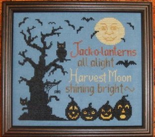 Waxing Moon Designs All Hallows Eve