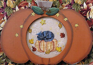 Waxing Moon Designs Autumn Nap With Button