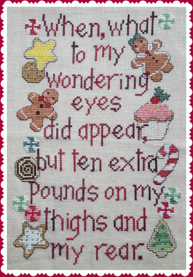 Waxing Moon DesignsChristmas Pounds