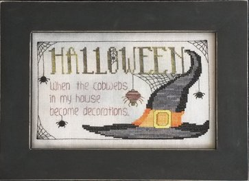 Waxing Moon Designs Halloween Cobwebs