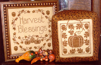 Waxing Moon Designs One Colors Wonders ~ Harvest Blessings