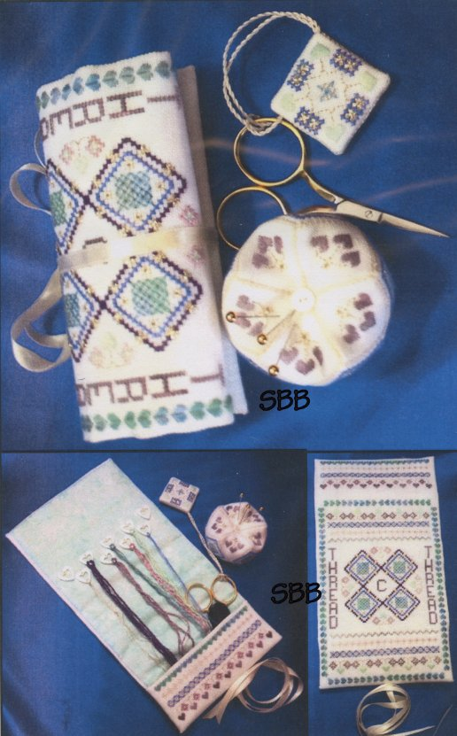 Wendy KC Designs Closeout Filigree Threads