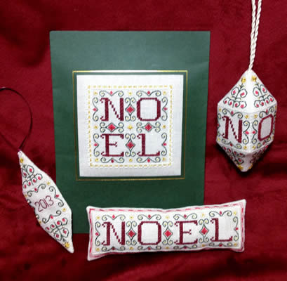 Wendy KC Designs Noel Noel