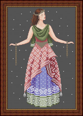 Whispered By The Wind Andromeda, The Chained Maiden