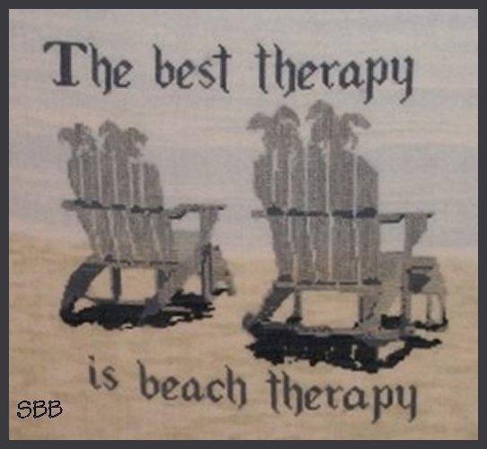White Lyon Designs Beach Therapy