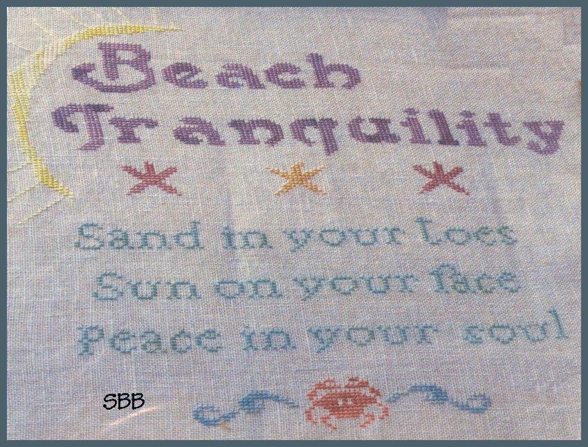 White Lyon Designs Beach Tranquility