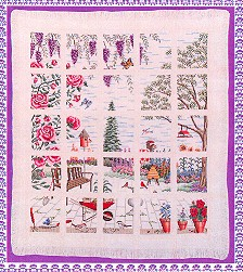Wichelt Imports Garden View Afghan